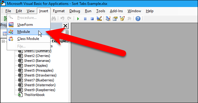 How To Sort Worksheet Tabs In Alphabetical Order In Excel