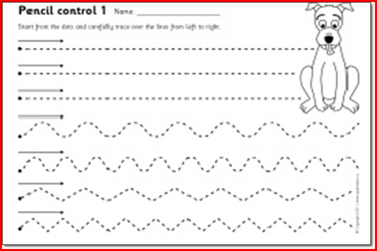 Impulse Control Worksheets For Kids The Best Worksheets Image