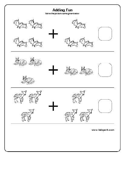 Kindergarten Teaching Worksheets 1410433