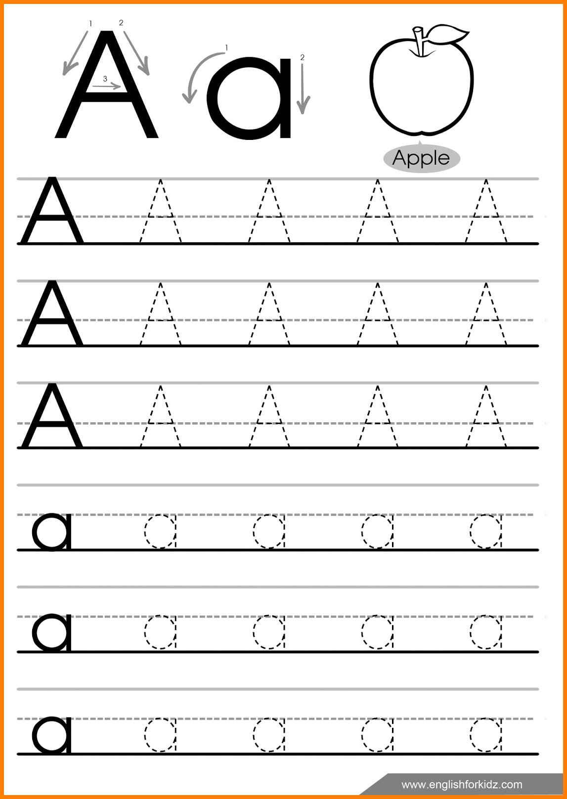 Letter I Tracing Worksheets The Best Worksheets Image Collection