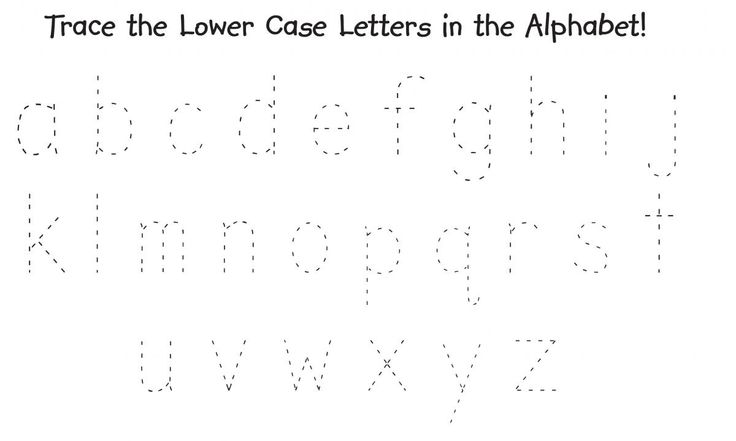 Lower Case Alphabet Writing Worksheets 190346