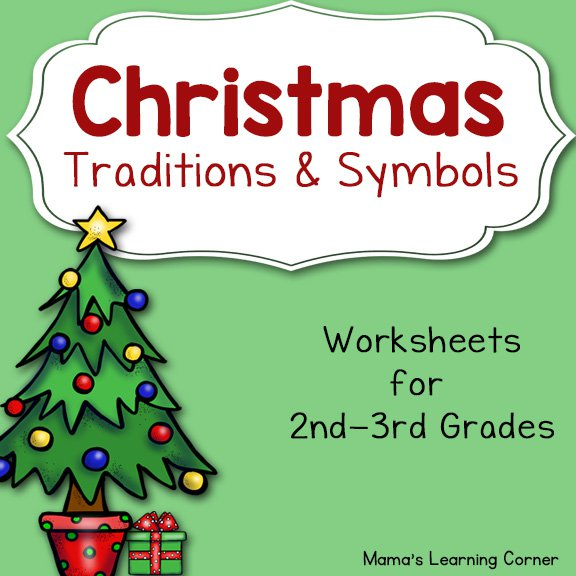 Math Christmas Worksheets For 3rd Grade 169929