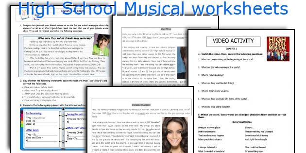 Music Worksheets For High School The Best Worksheets Image