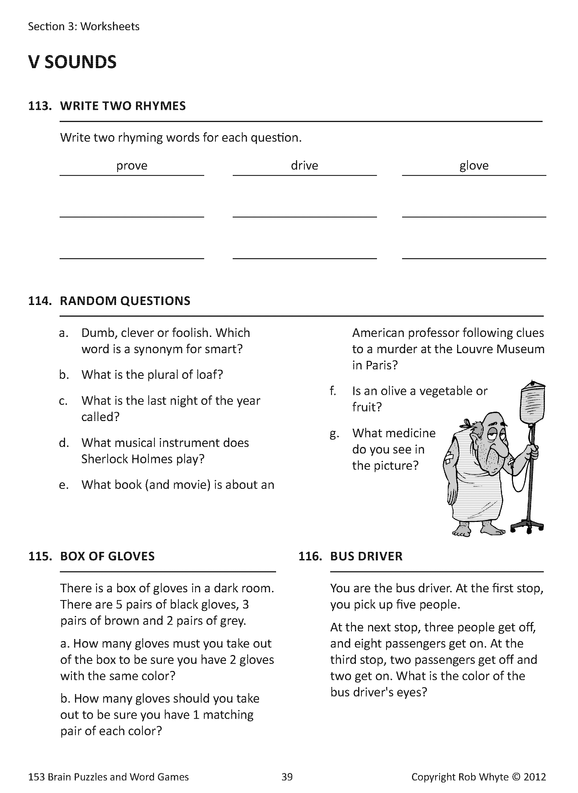 Other Worksheet Category Page 3