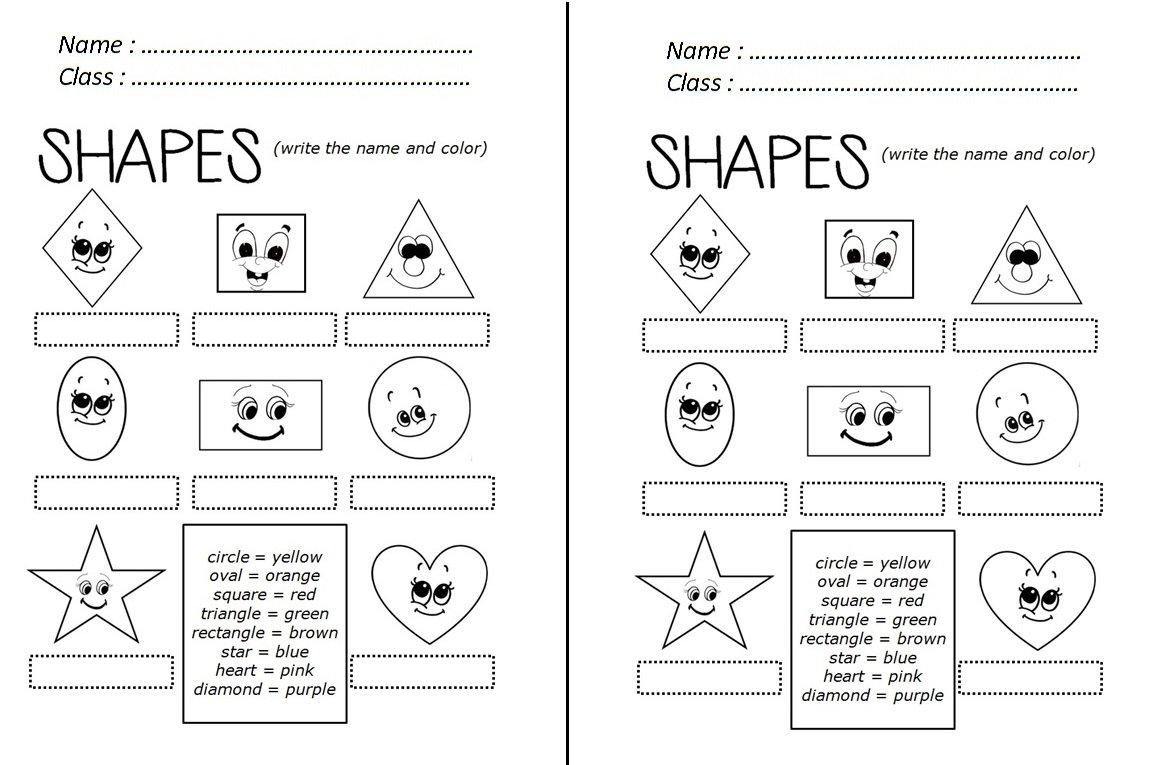 Preschool English Exercises Pdf 179579