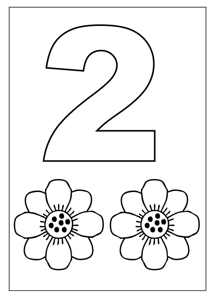 Printable Learning Worksheets For 2 Year Olds