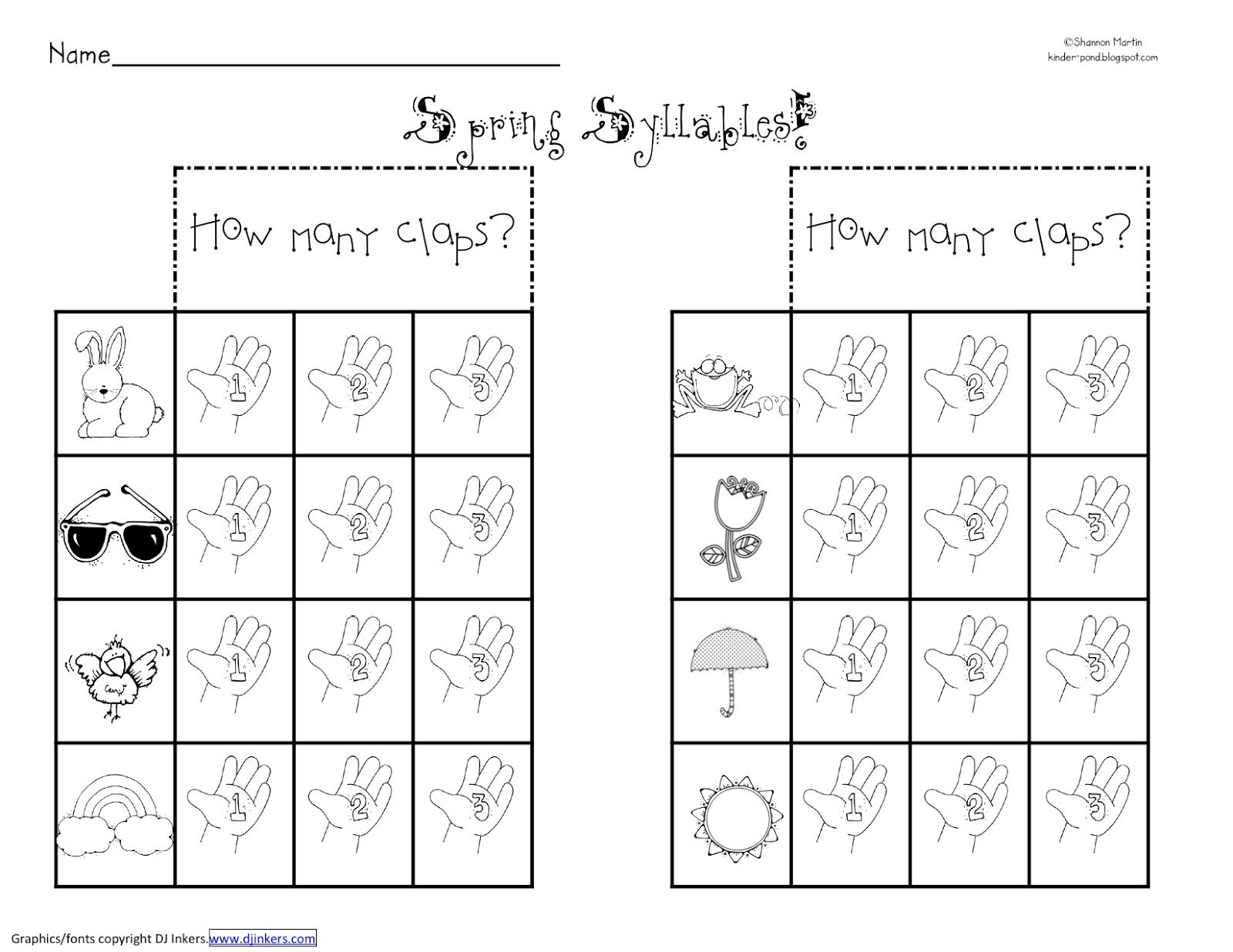 Printables  Open And Closed Syllables Worksheets 2nd Grade