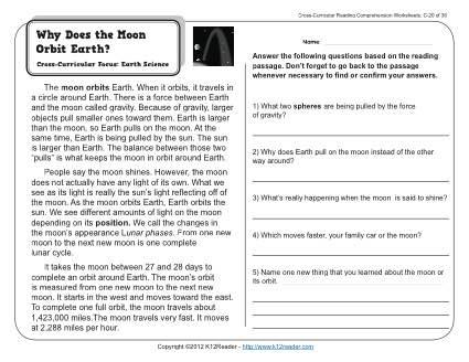 Reading Comprehension Worksheet 3rd Grade The Best Worksheets