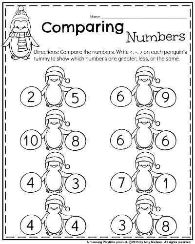 Rhyming Worksheets For Kinder Winter Counting Worksheet Sports
