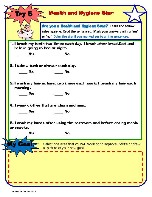 Sixth Grade Health Worksheets The Best Worksheets Image Collection