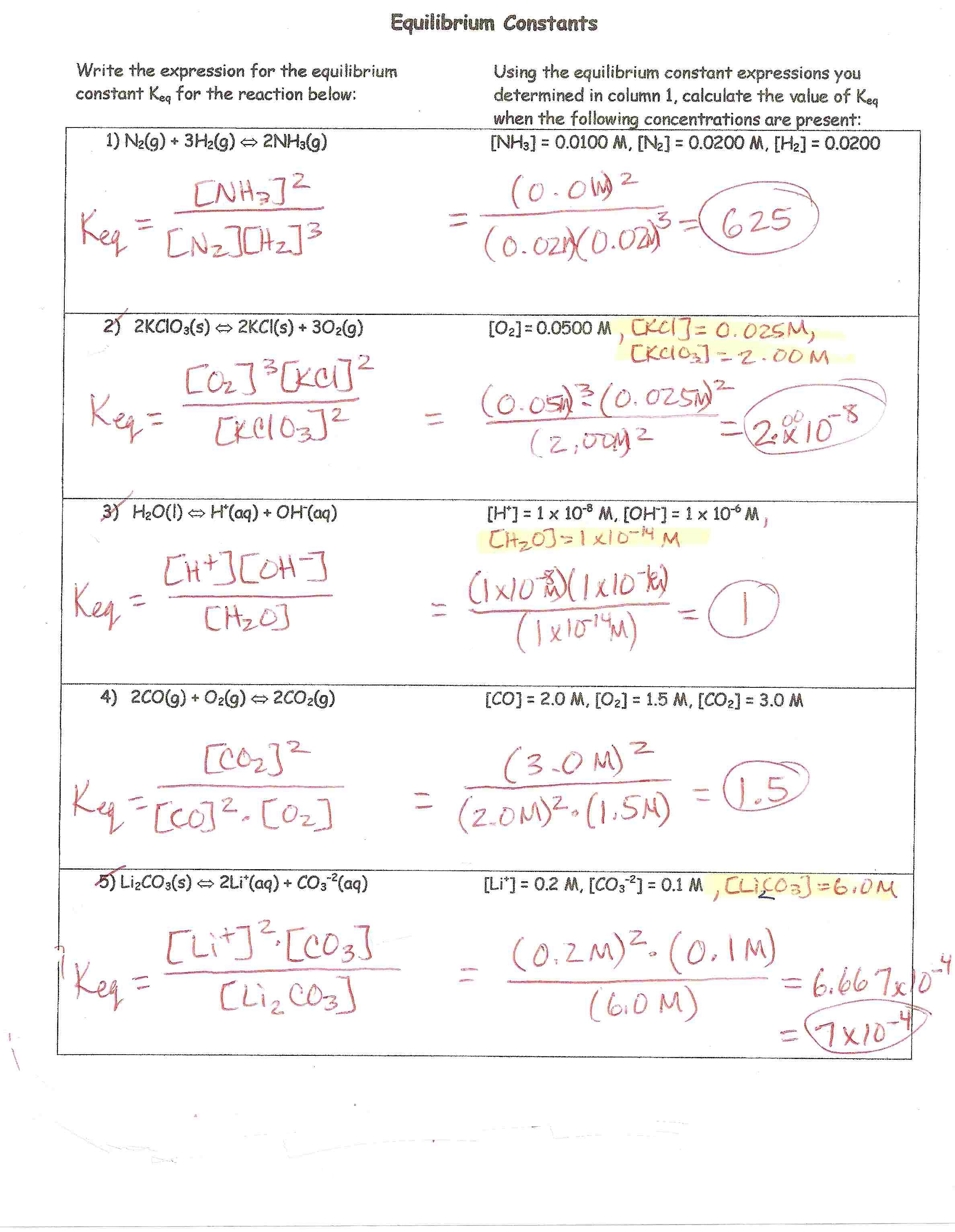 Stoichiometry Practice Worksheet Answer Key The Best Worksheets