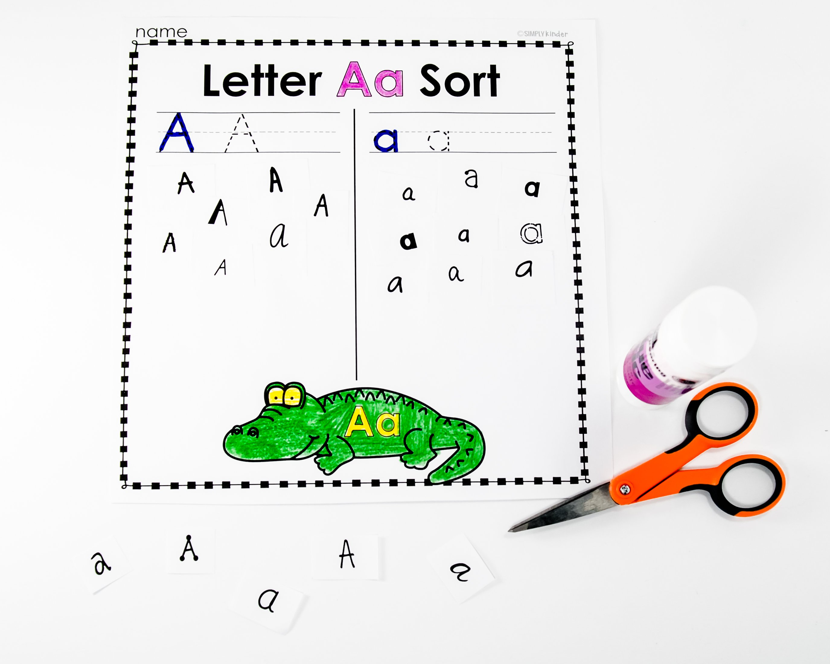 Worksheet Activities For Kindergarten The Best Worksheets Image