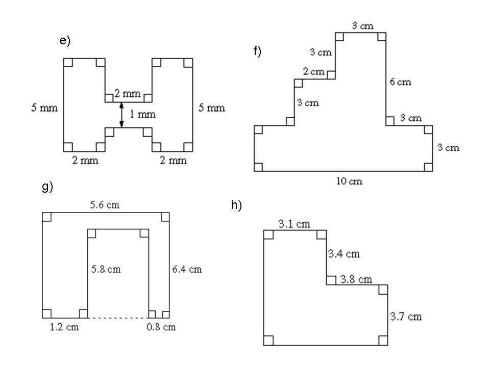 12+ Area Of Composite Shapes Worksheet