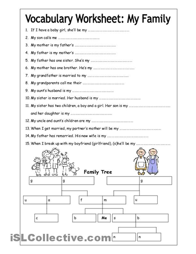 15 Best Images Of Free Printable Esl Worksheets Adult
