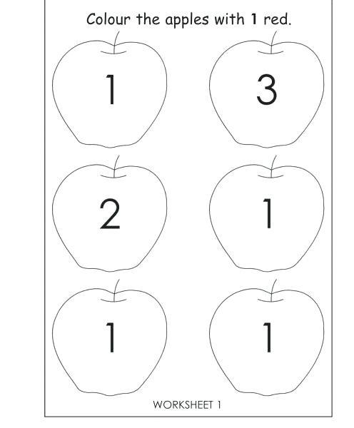 3 Year Old Worksheets Free Preschool Worksheets For 3 Year Best 3