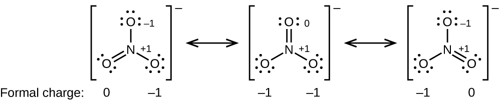 7 4 Formal Charges And Resonance – Chemistry