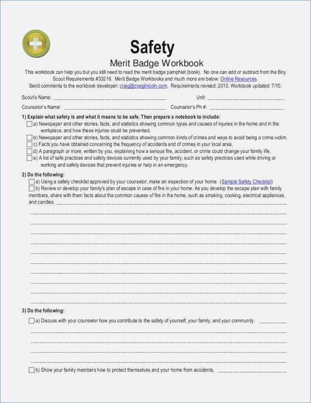 Astronomy Merit Badge Worksheet Answers 970023
