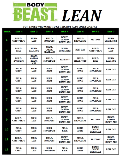 Body Beast Worksheets Printable The Best Worksheets Image