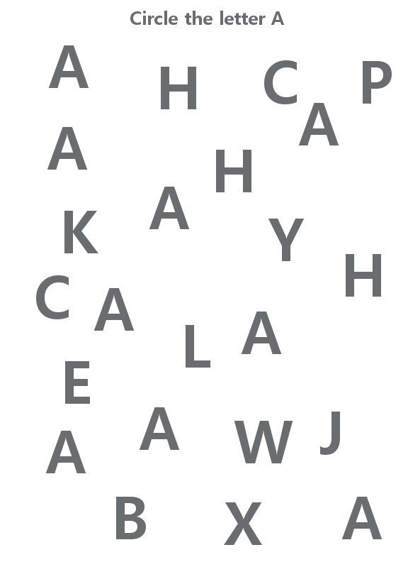 Circle The Letter F Worksheet The Best Worksheets Image Collection