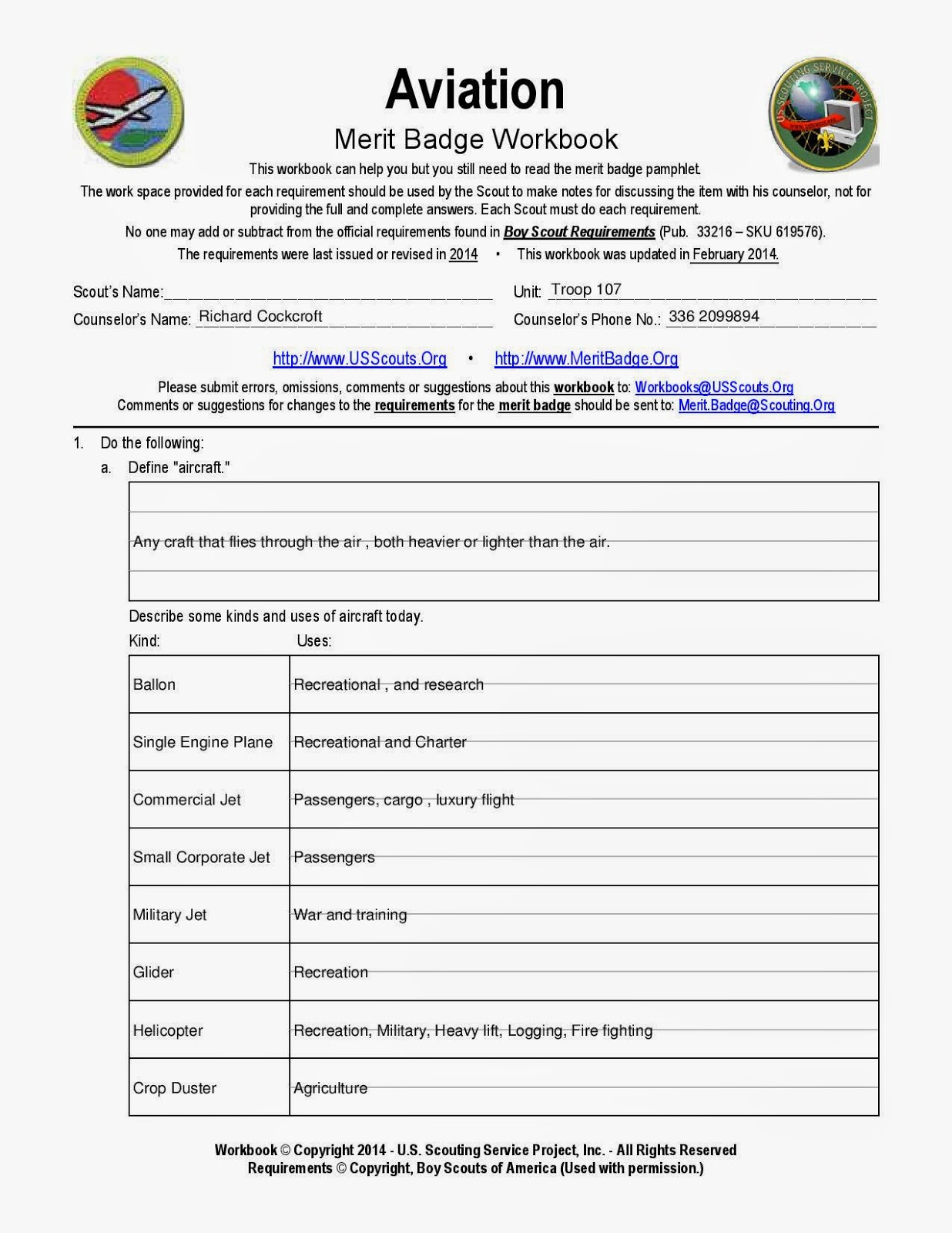 Communication Merit Badge Worksheet Answers The Best Worksheets