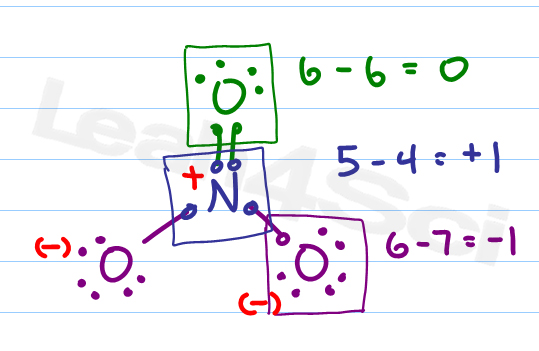 Formal Charge Formula Calculation And Shortcut For Organic
