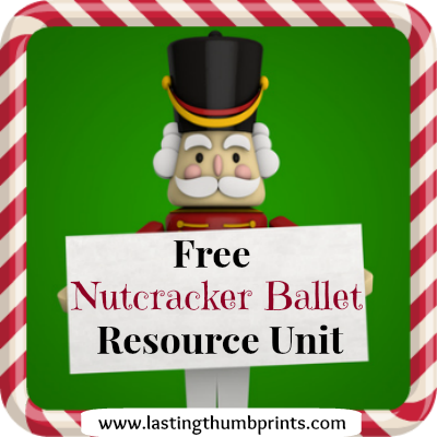 Free Nutcracker Ballet Resource Unit