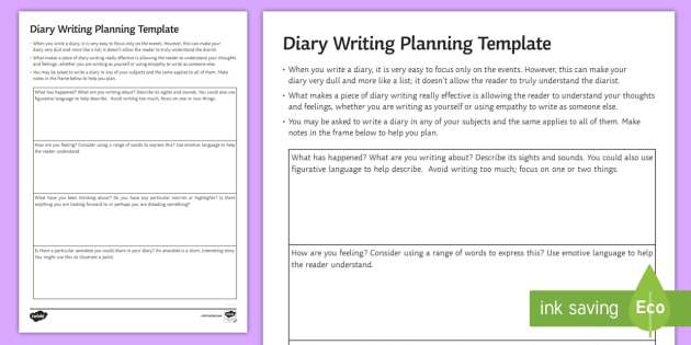 Gcse Diary Planning (all Subjects) Worksheet   Activity Sheet