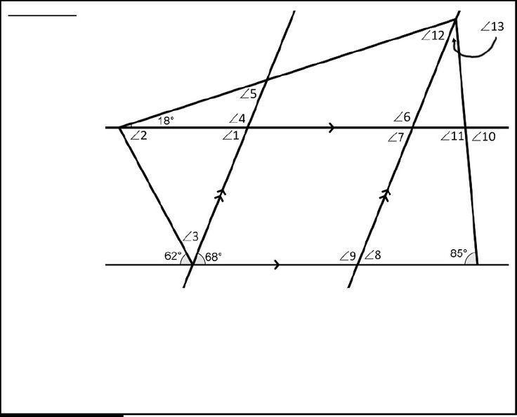 Geometry Puzzle Worksheet  1297312