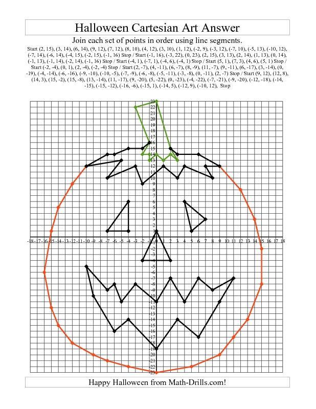 Halloween Math Worksheets Grade 6 142470