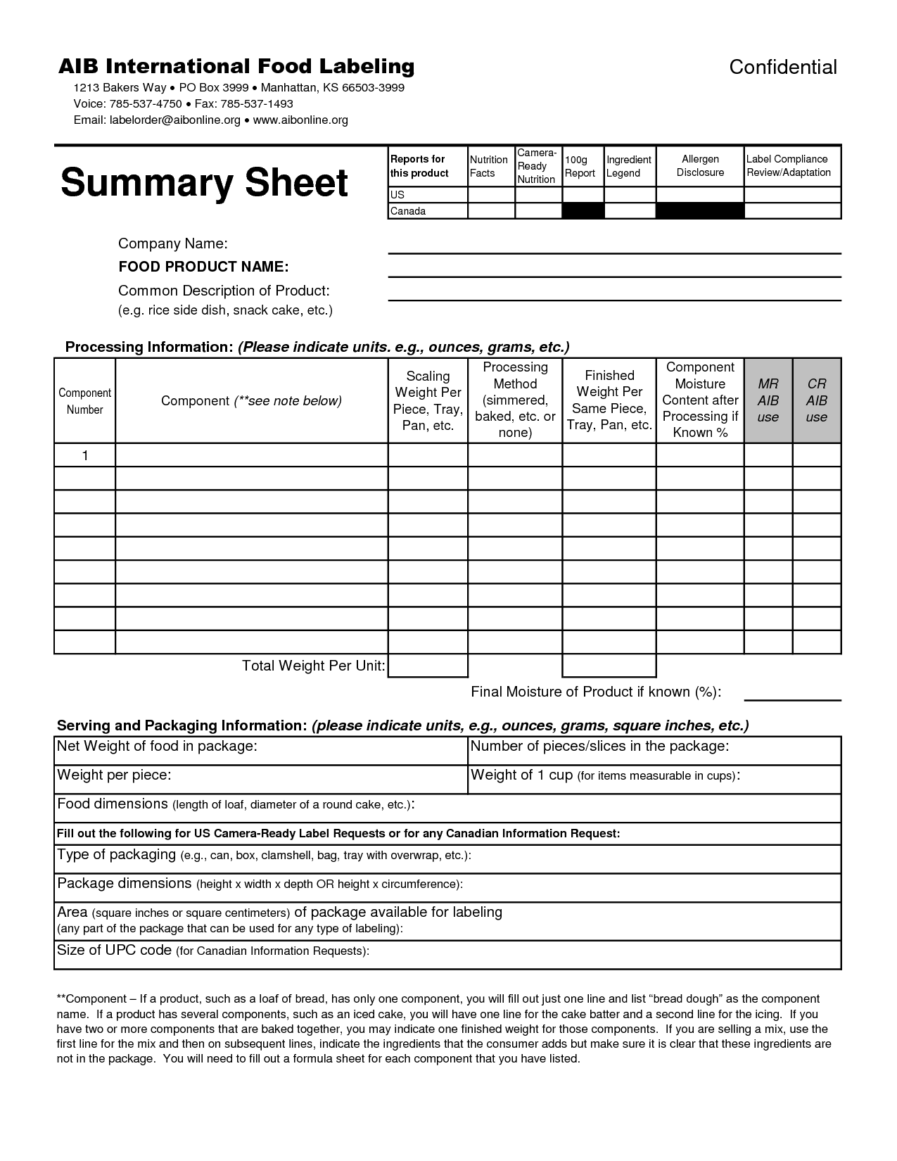 How To Read Food Labels Worksheet 1262326