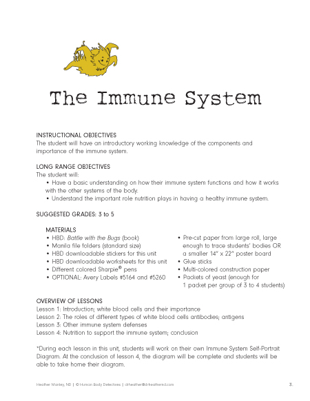 Immune System Worksheet Answers The Best Worksheets Image
