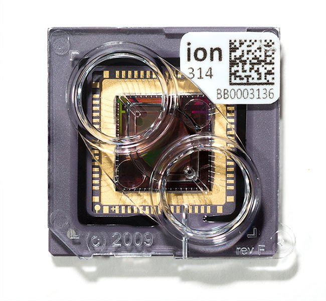 Ion 314 Chip Kit V2 Bc
