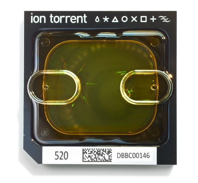 Ion 520 Chip Kit