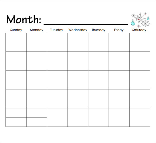 Kindergarten Calendar Worksheets The Best Worksheets Image