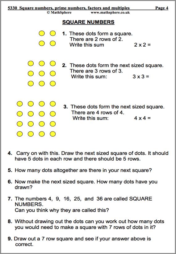 Maths Problem Solving Worksheets