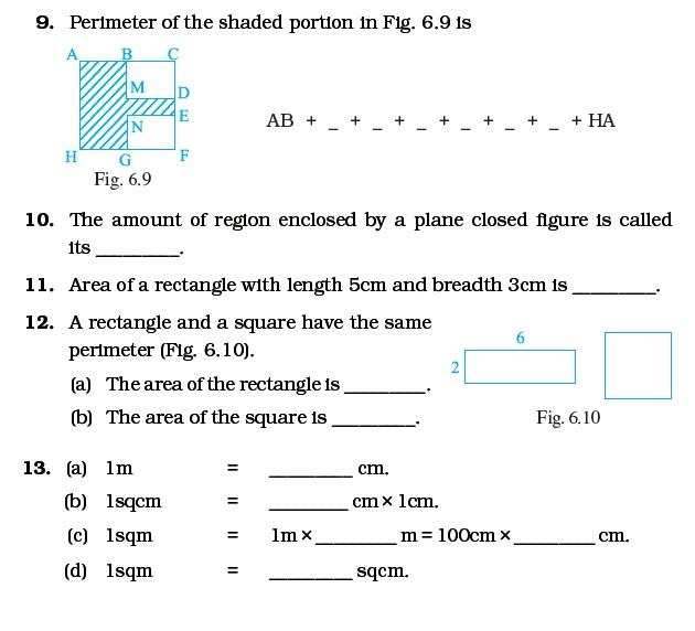 Maths Worksheets Grade 6