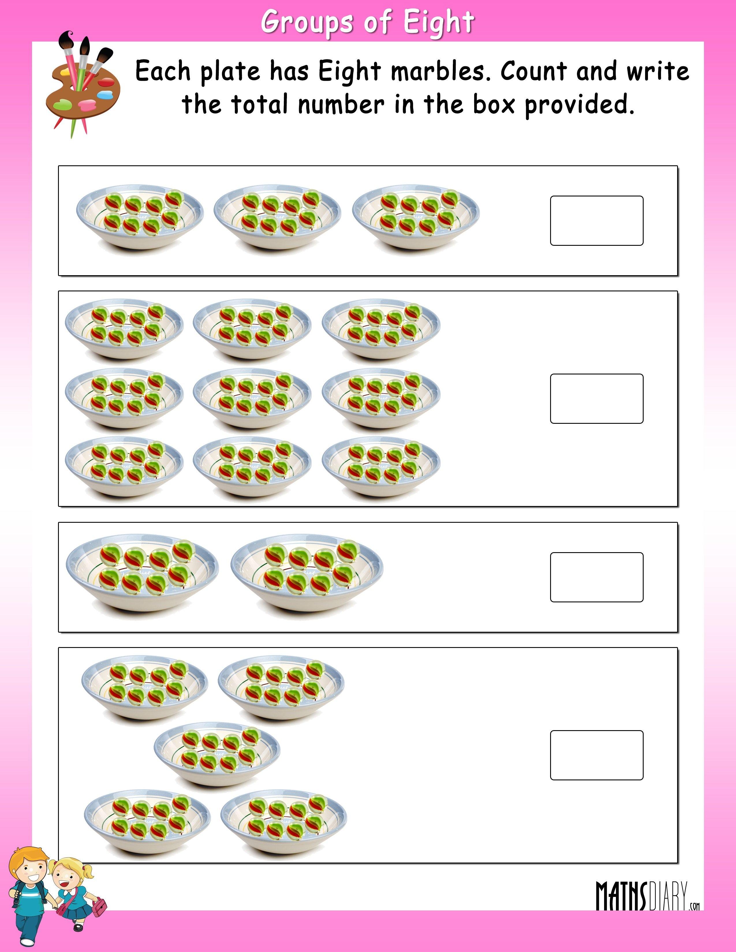 Multiplication Worksheets For Grade 2 681823