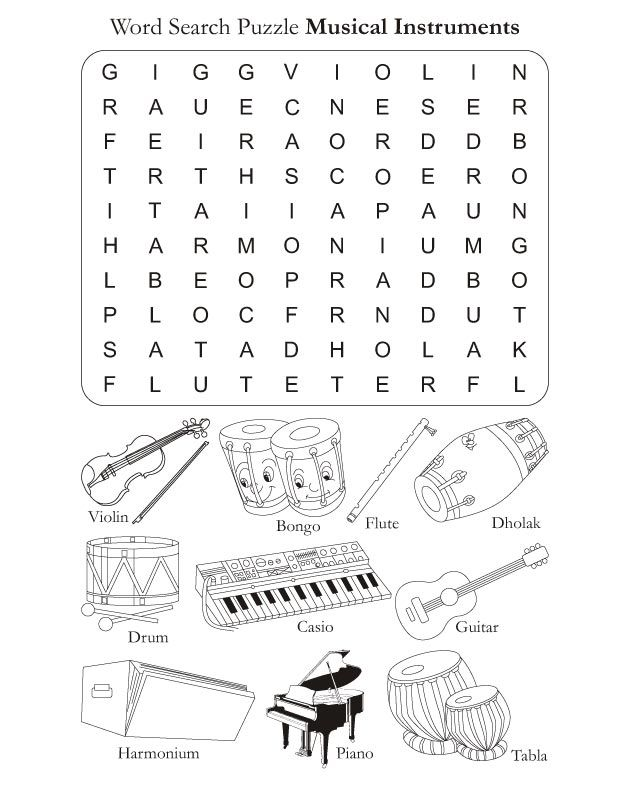 Music Worksheets For Kids 25 Free Download 123 Best Elementary