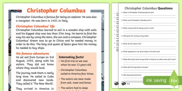 Nutrition Reading Comprehension Worksheets Pdf Elegant Christopher