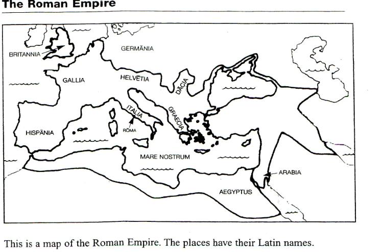 Roman Empire Worksheets Mreichert Kids Worksheets