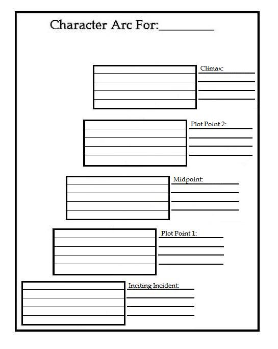 Story Arc Worksheet The Best Worksheets Image Collection