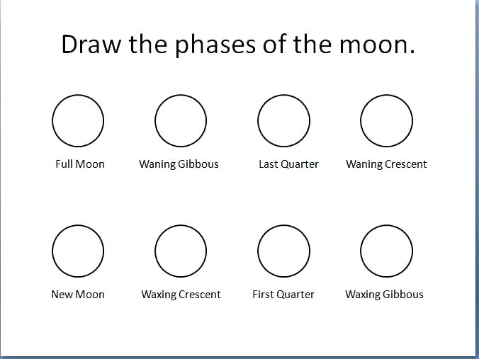 Super Activities For Teaching Moon Phases Mini Book Teach Junkie