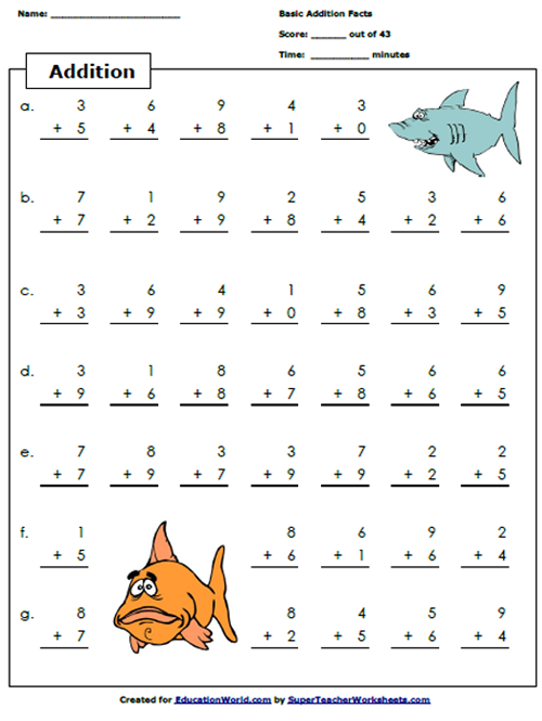 Super Teacher Math Worksheets Grade 7
