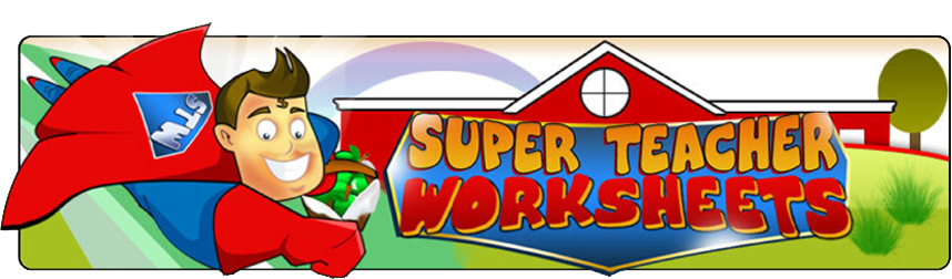 Superteacherworksheets