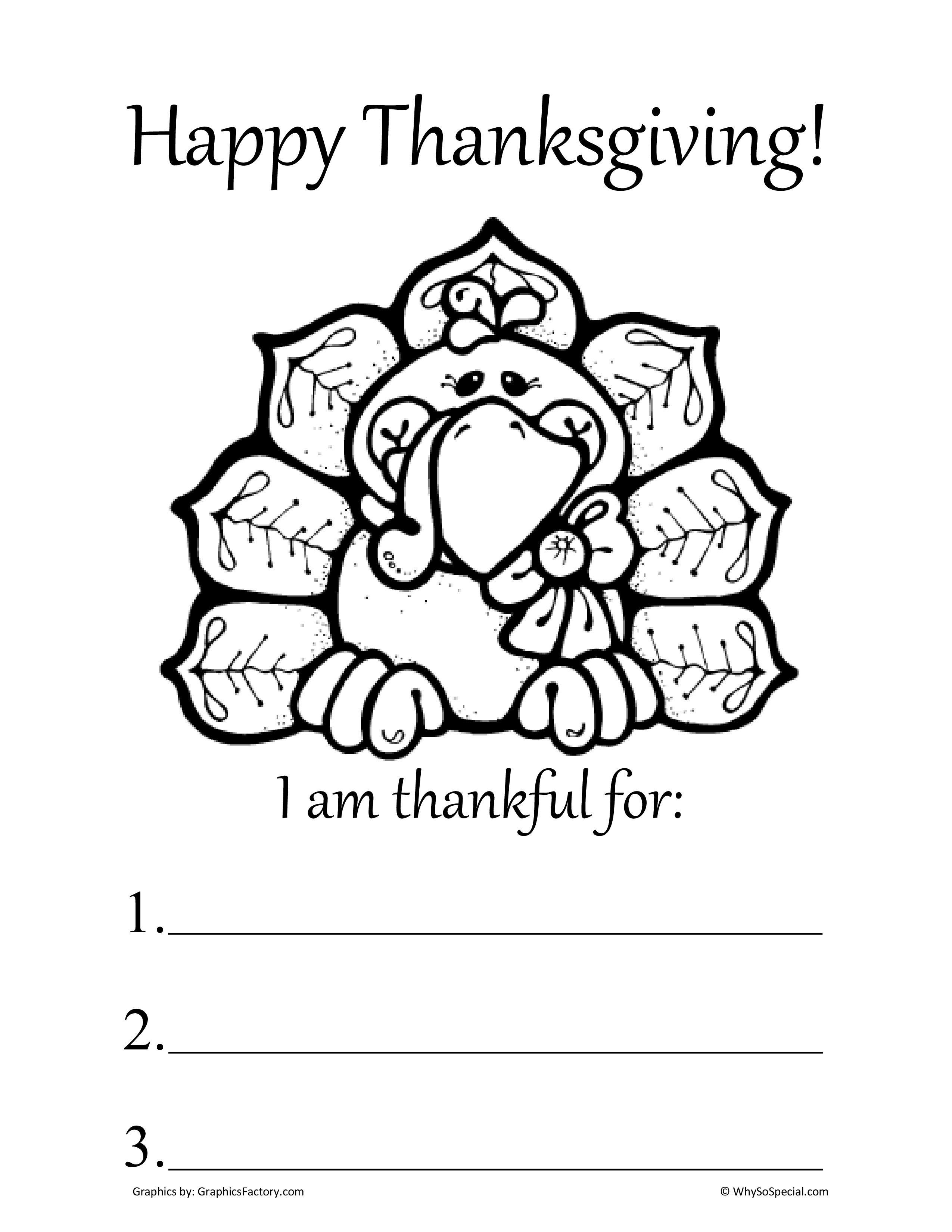 Thankful Worksheets The Best Worksheets Image Collection