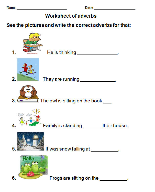 Use Of Adverbs