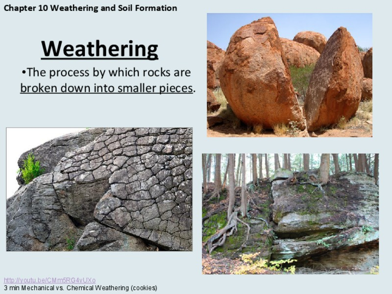 Weathering And Soil Formation Worksheet 414100