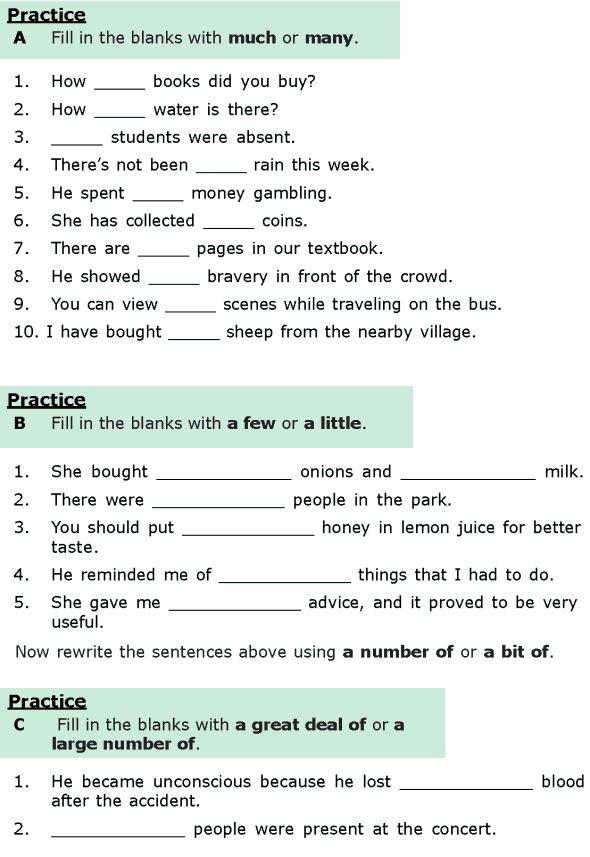 24 Fantastic Grammar Worksheets For Grade 3