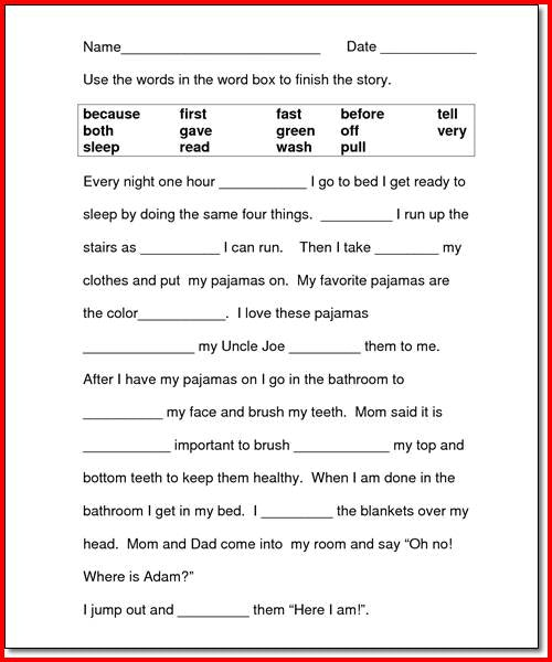 4 Th Grade Reading Worksheets Compliant Photo 2 Nd – Ideastocker