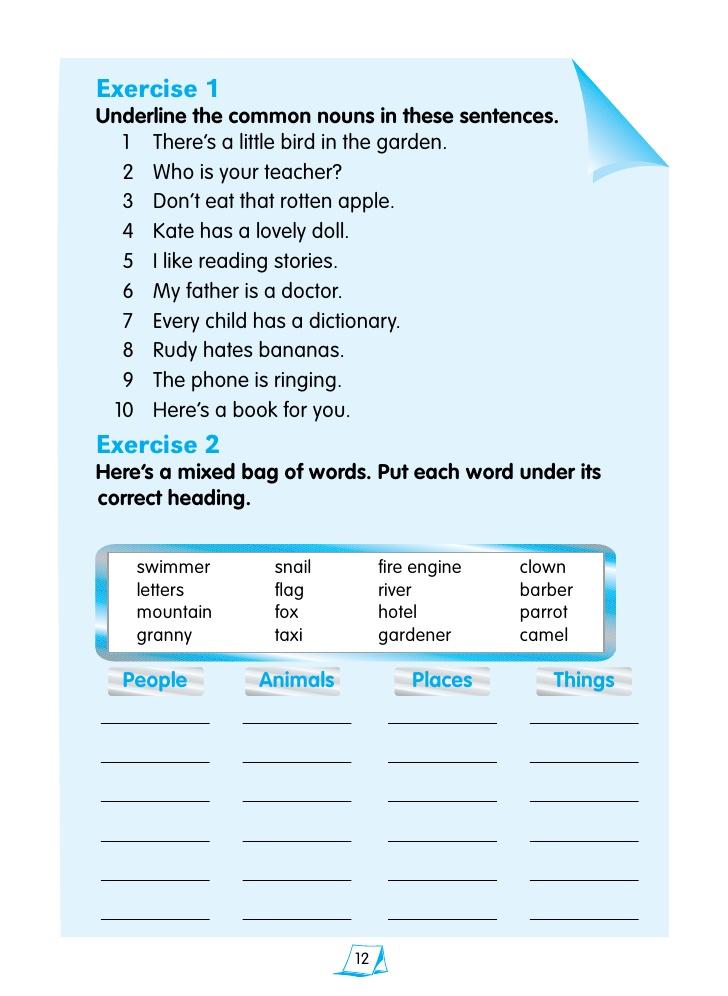 57 Impressive Proper Nouns Common Nouns And Capitalization